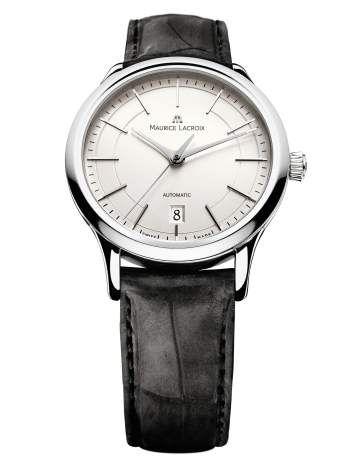 Reloj Cro Maurice Lacroix Les Classiques Date Automático LC6017-SS001-130