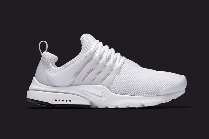Nike Goes Minimal with an All-White Air Presto