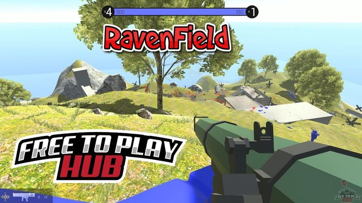 RavenField - Free To Play - First Person Shooter Battlefield-Style