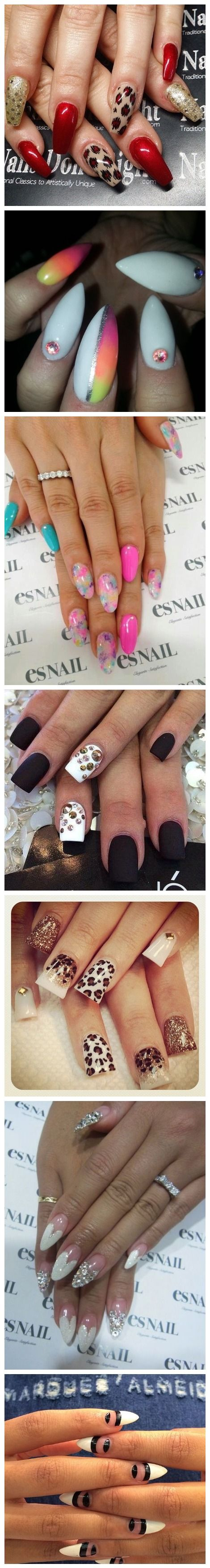 2963 best Nail Art, Styles, Polish images on Pinterest | Nail ...