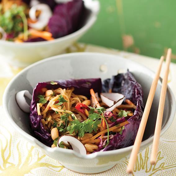 Eastern veggie stir-fry | Oosterse groenteroerbraai