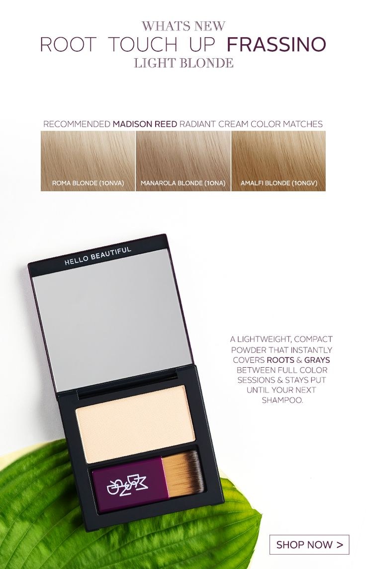 35 best Madison Reed Root Touch Up images on Pinterest