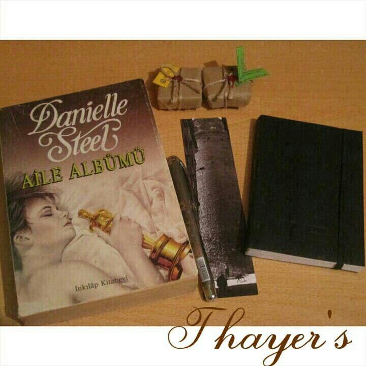 Aile Albumu/Danielle Steel