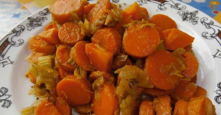 Na vitamíny jsem si připravila velice zajímavý recept. Našla jsem ho na českém Mimibazaru, ale jinak je z knihy od Antonie Mačingové Zhubn...