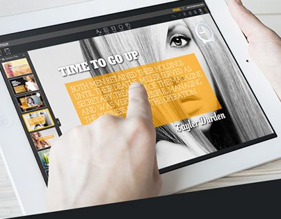 """Check out new work on my @Behance portfolio: """"Editor UI Design"""" http://on.be.net/1NPI6Y5"""