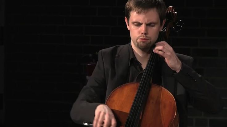 Johann Sebastian Bach: Chaconne from Partita for Solo Violin No.2, BWV 1004, arr. fof cello – Peter Schmidt