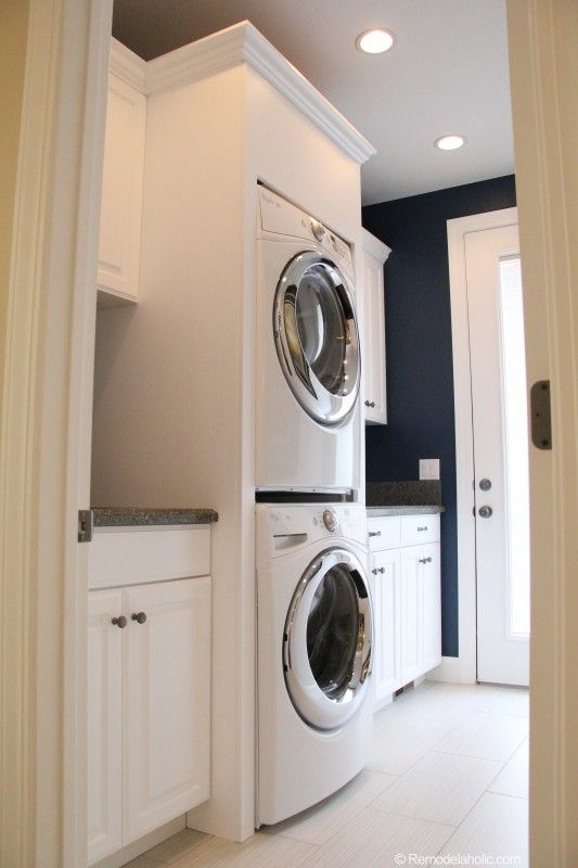 88 besten laundry room bilder auf pinterest badezimmer. Black Bedroom Furniture Sets. Home Design Ideas