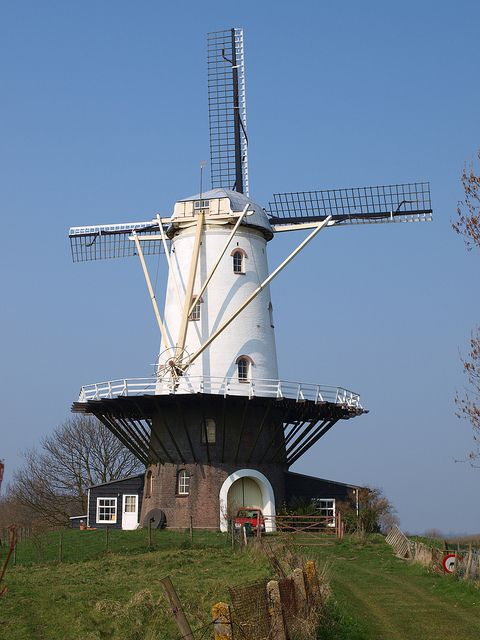 Windmill | Flickr - Photo Sharing!