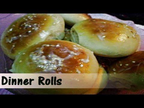 Soft Homemade Dinner Roll Buns