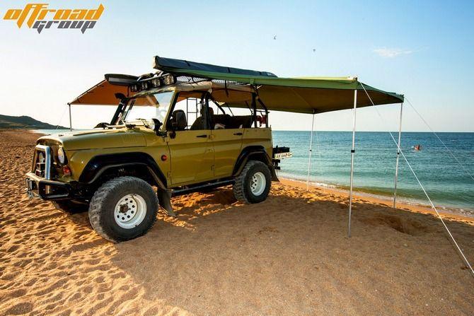 Пляжный УАЗ от Offroad Group