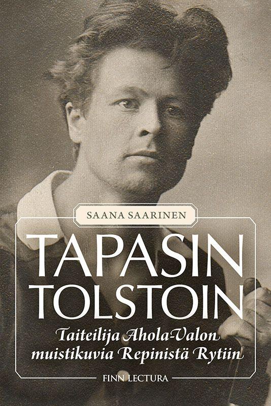 Saana Saarinen: Tapasin Tolstoin, Finn Lectura