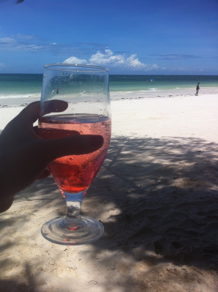 Cocktail Time at Diani beach #mombasa
