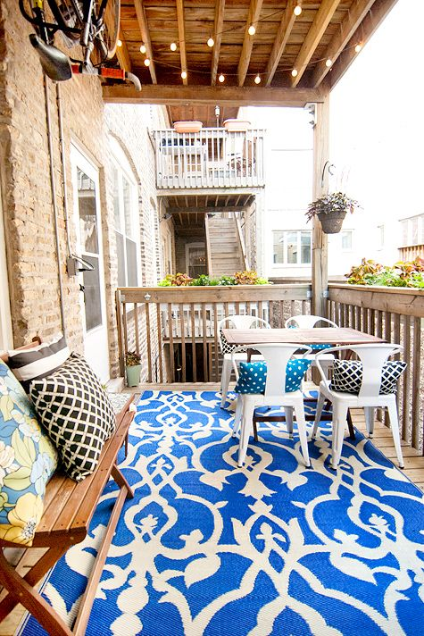 The Digs: Our Sweet Home Chicago | Yellow Brick Home