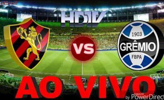 ASSISTIR as 18:00 hs. - SPORT X GREMIO AO VIVO GRÁTIS EM HD 28/05/2017