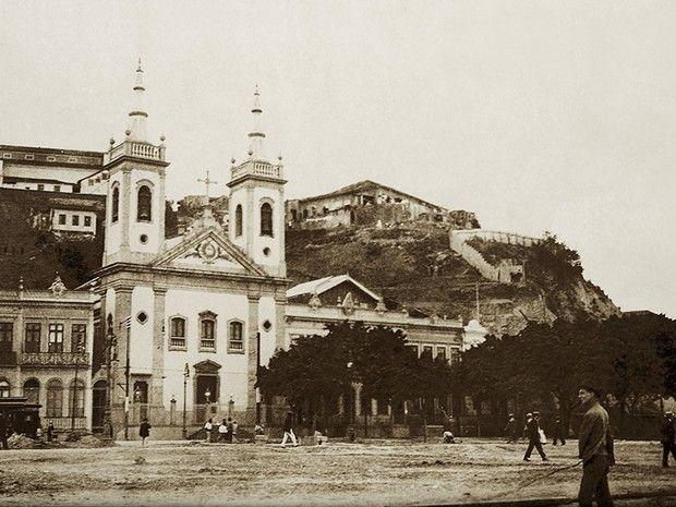 G1 - Trabalho de fotógrafo amador revela o Rio da virada do século 19 para o 20 - notícias em Rio de Janeiro