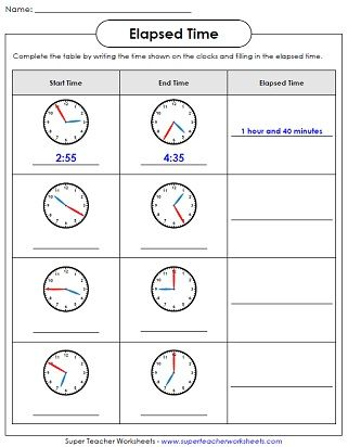 1000+ images about MATH--TIME on Pinterest | To tell, Anchor ...