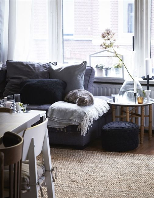 Sanne's restyled and renewed apartment | live from IKEA FAMILY