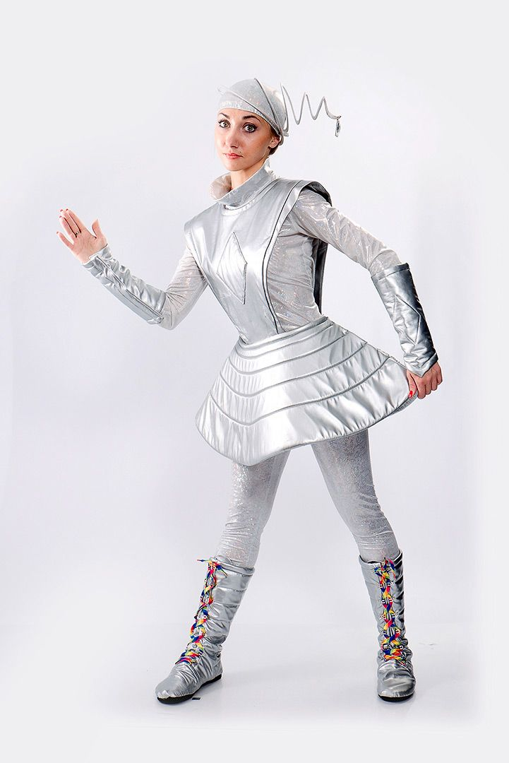 13 best space dress images on pinterest costume ideas for Outer space outfit