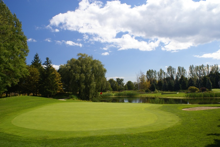 Whistling Wind - our Par 3 Challenging Executive Course