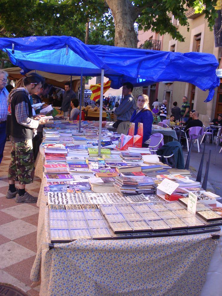 4a Fira de la ratafia i mercat de productes de la terra de Centelles (Barcelona). 01 i 02 de juny de 2013. Pedro Moreno - Llum Llibres