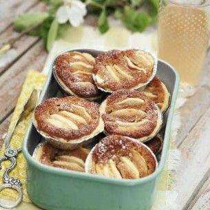 Kaneldoftande äppelmazariner - Recept från Mitt kök - Mitt Kök | Recept | Mat | Vin | Öl