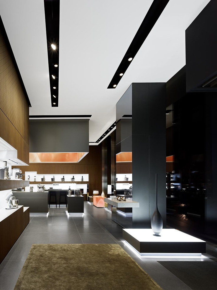 BORK Flagship store Moscow