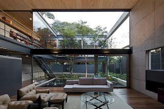 anatomia arquitetônica: Casa Bacopari / Una Arquitetura / São Paulo