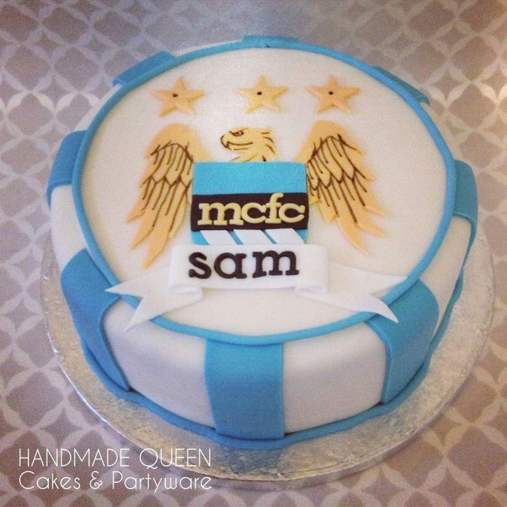 Mcfc Birthday Cake