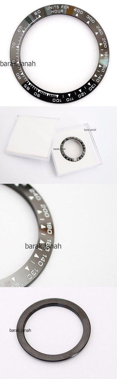 Bezels and Inserts 57714: Black White Ceramic Bezel Insert For Rolex Daytona Watches 116500 116520 -> BUY IT NOW ONLY: $95.99 on eBay!