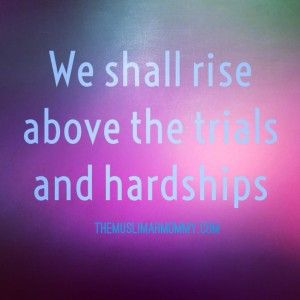 We Shall Rise Above