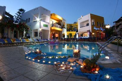 Aegean Sky Hotel, Malia, Crete