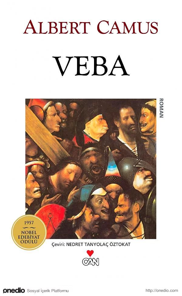 """Veba"", (1947), Albert Camus"