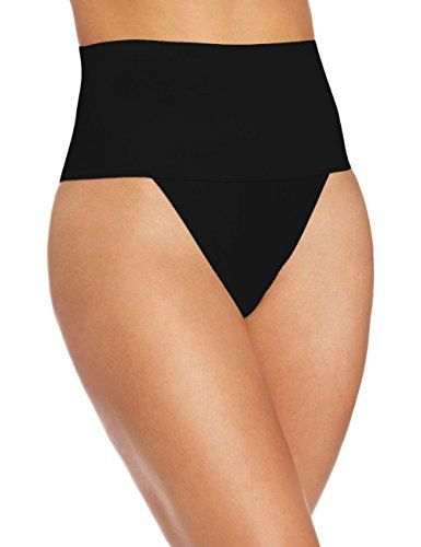 0de4ebca53e6 Undetectable Women Shapewear High Waist Underwear Slimming Control Briefs  Tummy Control Bum Lift Body Shaper (XXL Black)
