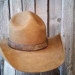 Two Dot custom cowboy hat