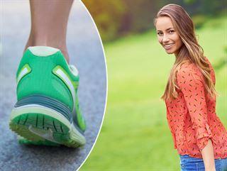 Promenadschema: Så kan du promenera och gå ner i vikt | Hälsoliv