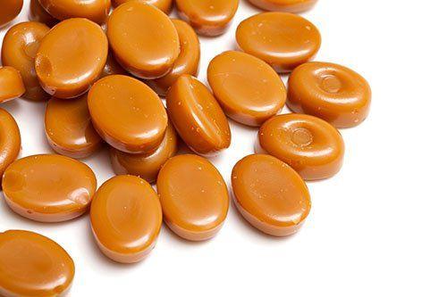 Caramelos de Dulce de Leche Te enseñamos a cocinar recetas fáciles cómo la receta de Caramelos de Dulce de Leche y muchas otras recetas de cocina..