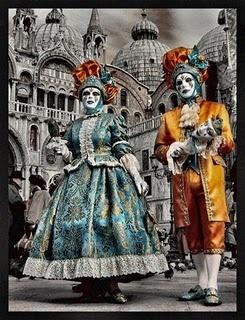 Carnival of Venice  masquerade