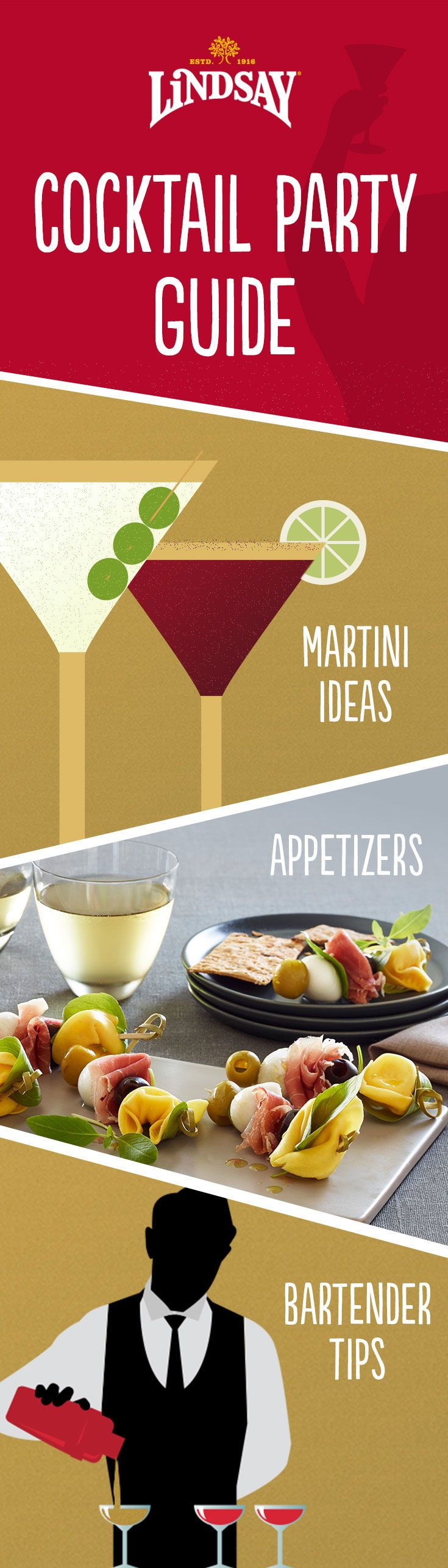 Appetizer Ideas For Cocktail Party Part - 48: Hosting A Cocktail Party? Explore Our Complete Guide With Bartender Tips,  Drink And Appetizer