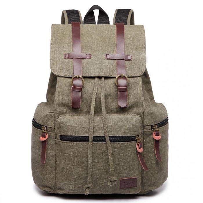 Mens Vintage Backpack By Kono Backpacks Backpacking Vintage Men Fashion Accesories Stylish Backpacks For Men Vintage Backpacks Online Shop Accessories
