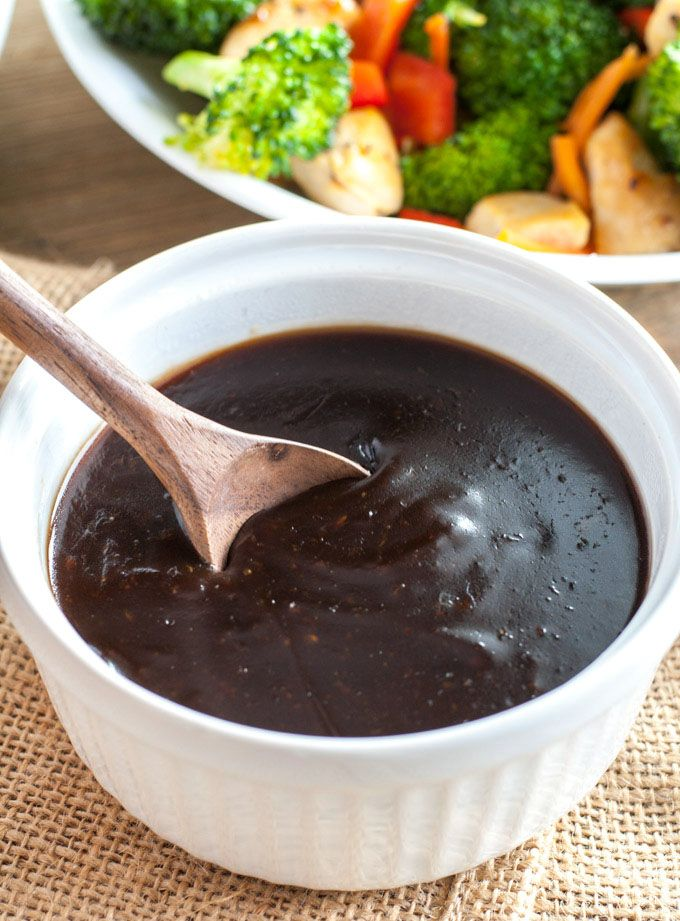 Teriyaki Sauce is easy to make at home with a few simple ingredients. This flavorful sauce can be used to prepare your favorite take-out meals.