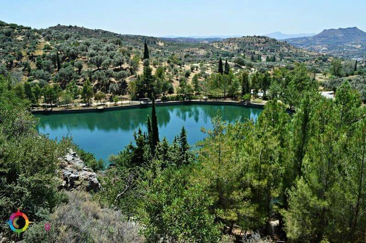 Zaros #Crete #OriginalCrete
