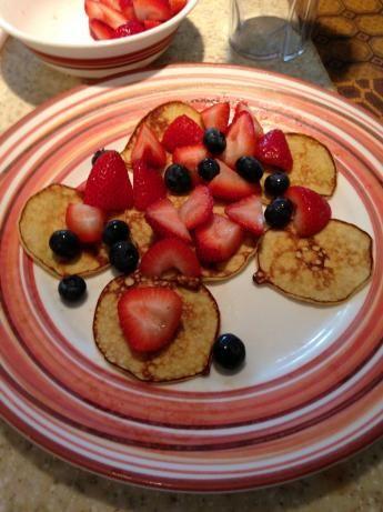 2 Ingredients pancakes