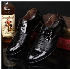 HOT Men shoes flats chaussure homme 2016 new fashion England PU men leather shoes zapatos hombre mens shoes flats wedding shoes