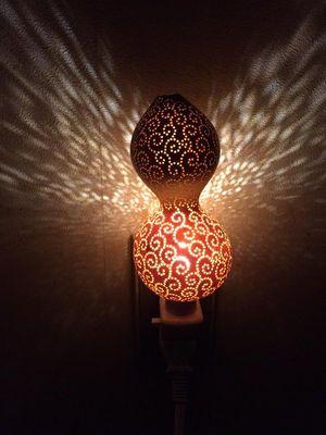 これ、カワイイ!ひょうたんで作ったランプが幻想的♪ - NAVER まとめ