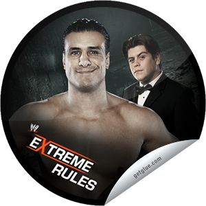 I just unlocked the WWE Extreme Rules: Alberto Del Rio and Ricardo Rodriguez sti...