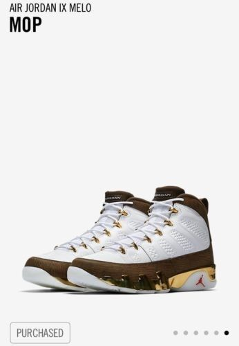 e4abb76e2f03 Jordan Retro 9 IX Melo MOP Size 11.5 DS Brand New Never Worn Carmelo Anthony