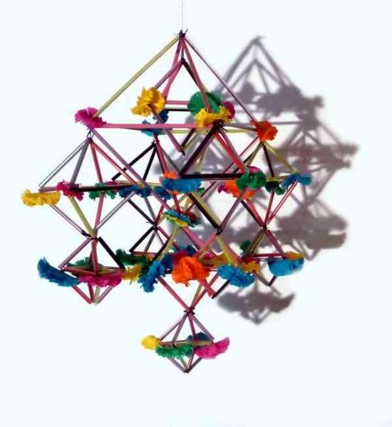 Pajaki polish chandelier