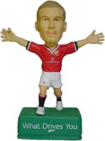 Corinthian Sharp Shooters 2002 – David Beckham (Caltex)
