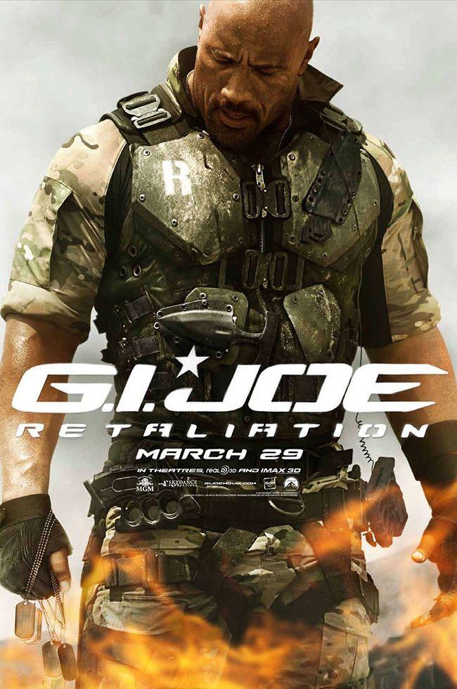 "Win advance-screening movie passes to ""G.I. Joe: Retaliation"" starring Dwayne Johnson and Channing Tatum courtesy of HollywoodChicago.com! Win here: http://ptab.it/EAug"