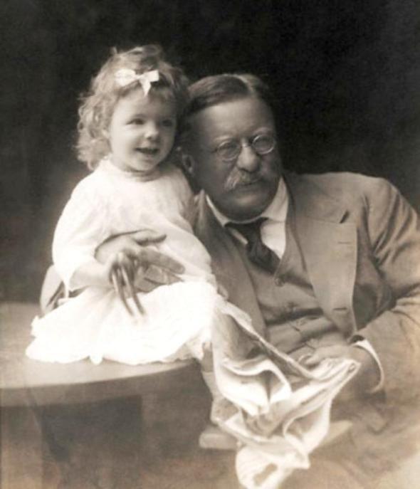 Theodore Roosevelt Family - Alamanac of Theodore Roosevelt